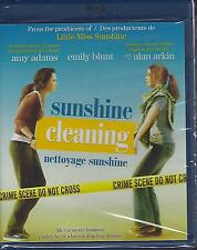 Sunshine Cleaning (Blu-ray Disc, 2011, Canadian)
