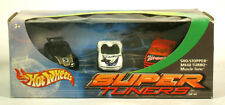 Hot Wheels Super Tuners car set Sho-stoper Mx48 Turbo Muscle Tone