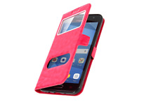 Etui Housse Pochette Double Fenetre Flip Samsung Galaxy S 9 ( G 960 F )
