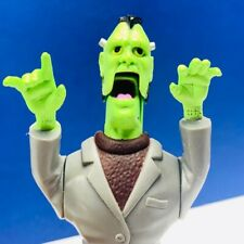 Real Ghostbusters action figure toy vtg Kenner columbia 1989 Frankenstein mohawk