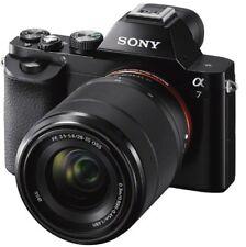 Sony A7 ILCE - 7K FULL FRAME Sistema Compatto Telecamera + 28-70 mm Zoom Lens 24.3 MP