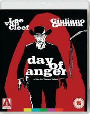 Day of Anger Blu-ray (2017) Lee Van Cleef ***NEW***