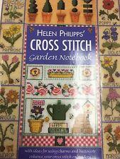 Helen Philipps' Cross Stitch Garden Notebook