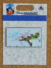 2020 - Disney Parks Ink And Paint Collection - Peter Pan Pin