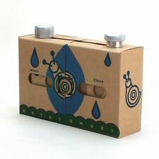 KATATUMURI 120mm Pinhole Camera Paper Film DIY Fun Analog Toy Photo