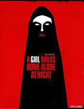 BLU-RAY Girl Walks Home Alone at Night, A (Blu-Ray) NEW Sheila Vand