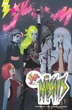 Jem and the Misfits #1, RI variant cover, IDW DEC 2016