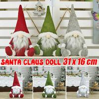 Weihnachten Deko Weihnachtsmann Weihnachtswichtel Wichtel Puppe Weihnachtsdeko