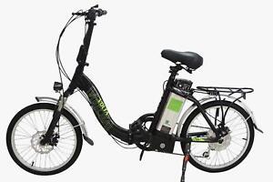 Folding Electric Bicycle 250W Professional Commuter E-City Bike UK Stock