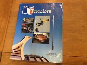 French key stage 2. Encore Tricolore book