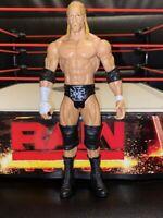 WWE TRIPLE H WRESTLING FIGURE BASIC SERIES MATTEL