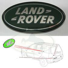 LAND ROVER BODY SIDE REAR PANEL NAME PLATE DECAL EMBLEM BADGE LR2 LR023286 OEM