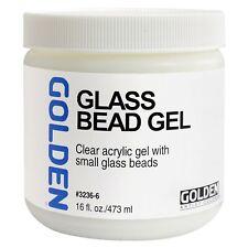 Acryl Med 16 Oz Glass Bead Gel