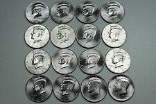 2008 2009 2010 2011 2012 2013 2014 2015  P D Kennedy Uncirculated Mint Roll Set