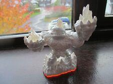 Skylanders Giants Pearl White Sparkle Edition Hot Head Figure Super Rare!!