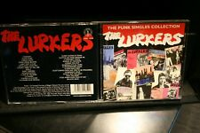 THE LURKERS, CD, the punk singles collection, punk rock