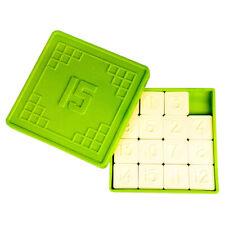 Schiebepuzzle 15-Puzzle Erwachsenenpuzzles Spiele Sammeln Unterhaltung