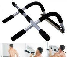Iron Gym  Door Chin Up Bar Push Up Bars Dips Sit Ups