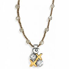 Brighton Karma Petite Love Necklace