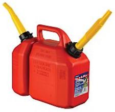 03615 (J63) - Scepter Fuel Can Combo Plastic 6L / 2.5L