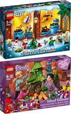 LEGO Adventskalender City + Friends 41353, 60201 happy Holidays 24 Gifts N9/18