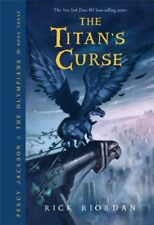 The Titan's Curse (Percy Jackson and the Olympians, Book 3) By  .9781423101482
