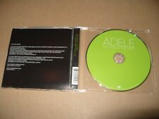 Adele Rolling In The Deep 2 Track cd Single 2011 Near Mint Condition