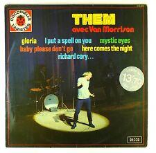 "12"" LP - Them  - Them Avec Van Morrison - M1138 - washed & cleaned"