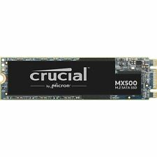 Crucial MX500 250 GB,Internal,M.2 Type 2280 (CT250MX500SSD4) Solid State Drive