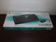Logitech MK320 Wireless Desktop Keyboard and Mouse [19E]