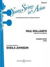 Young Strings in Action Student Volume I Chamber Music New 048001942