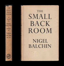 1943 Nigel Balchin  THE SMALL BACK ROOM  German Aerial Booby Traps BOMB DISPOSAL