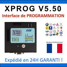 Interface XPROG V5.50 - Programmation - MPPS - GALLETTO - KESS - KTAG - BDM
