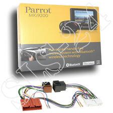 Parrot MKi9200 Freisprechanlage Mazda 2 3 5 323 626 ab2000 FSE Radio Adapter SET