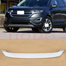 1x For Ford Edge 2015-17 Car ABS Front Bumper Lower Front Cover Guard Protector