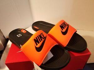 Nike Victori One Slide Print Men Sports Sandals CN9675-007 Size 14