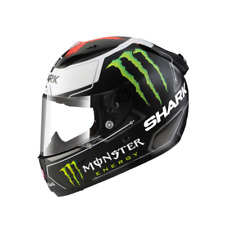 NEW SHARK RACE R PRO MONSTER ENERGY LORENZO REPLICA HELMET WAS $899.99
