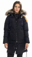 BNWT BLACK PARAJUMPERS Long Bear Down Parka Coat Jacket Size Small 8 10 RRP £900