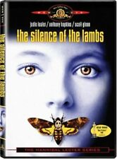THE SILENCE OF THE LAMBS - DVD