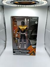 Hasbro Power Rangers Lightning Collection Dragon Shield 6 Inch Black Ranger New