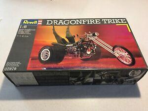 Revell Dragonfire Trike   1/8 plastic model kit