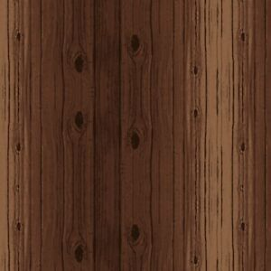 Brown Wood Grain by Wistler Studio for Windham 100% Cotton 1/2 Yard