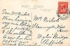 Mrs.Nichols, Mannington Wood House, Malin Bridge, Sheffield  1932 BF269