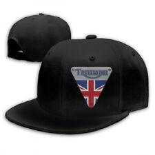 Triumph Motorcycles Logo Adjustable Cap Snapback Baseball Hat