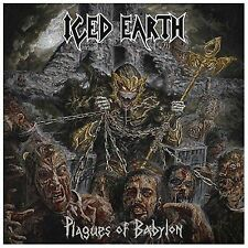 - Plagues of Babylon Iced Earth CD / DVD LTD DIGIPAK -