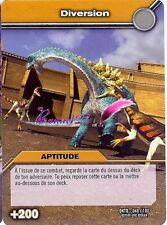 Carte DINOSAUR KING Série Titanesque DKTB 048/100 DIVERSION