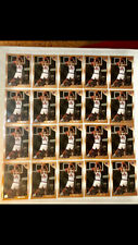 1998/99 Vince Carter Topps RC #199 Huge Lot of 20 Rookie Cards Mostly NM/MT+