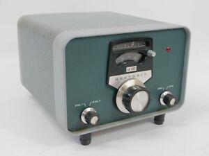 Heathkit SB-640 Vintage Ham Radio Remote VFO (looks good, untested)