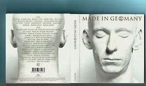 Rammstein - Made in Germany 1995-2011 - Best Of (2 CD Special Edition) !