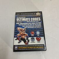 Action Replay Ultimate Codes Wrestling Max Pack For PlayStation 2 PS2 FREE S/H